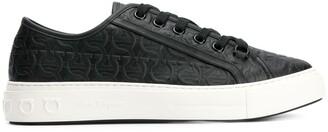 Salvatore Ferragamo Court Sneakers