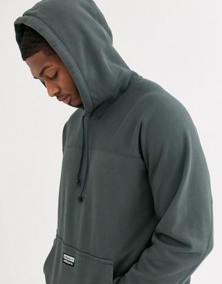 adidas RYV hoodie in green