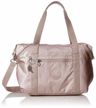 Kipling Women's Art Tornister Bag 44 x 27 x 20 cm Grey Size: One size