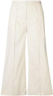 Sonia Rykiel striped straight-leg trousers