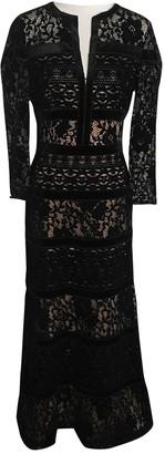 Tadashi Shoji Black Cotton Dress for Women