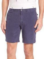 Polo Ralph Lauren Briton Linen Shorts