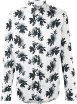 Paul & Joe floral print shirt - men - Cotton - XL