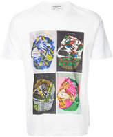 YMC 'Ann Gollifer' printed T-shirt