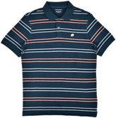 Banana Republic Men's Double Stripe Polo Shirt XL