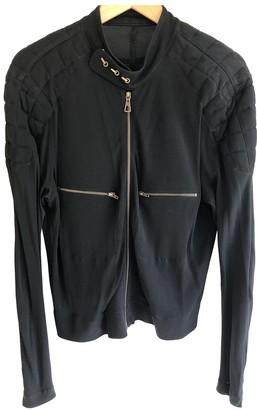 Jean Paul Gaultier Black Viscose Jackets