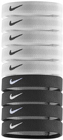 Nike White & Black Sport Hair Tie Set