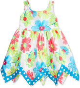 Bonnie Baby Floral-Print Dress, Baby Girls (0-24 months)