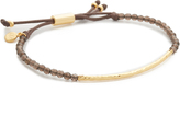Gorjana Power Gemstone Bracelet for Grounding