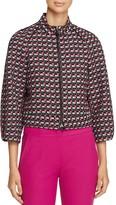 Armani Collezioni Oversize Tweed Jacket