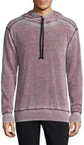 IRO Men's Flaco Faded Cotton Hoodie