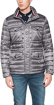 Tommy Hilfiger Men's Brice Down Airfield Parka,X-Large