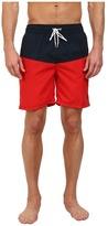 U.S. Polo Assn. Color Block 7 Inch Swim Shorts