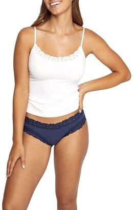 Jockey Parisienne Cotton Marle Bikini WWJ7