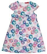 Salt&Pepper SALT AND PEPPER Girl's Bunte Blumen Schleife Dresses,18-24 Months
