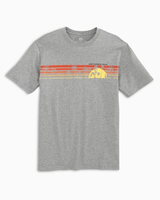 Southern Tide Sunset Chest Stripe T-Shirt