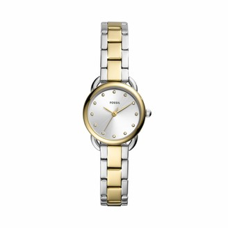 Fossil Womens Analogue Quartz Watch with Stainless Steel Strap ES4498