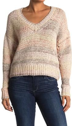 360 Cashmere Alouette V-Neck Sweater