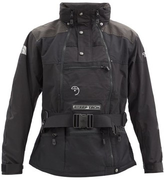 The North Face Apogee Belted Waterproof-shell Jacket - Black