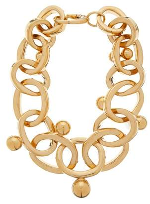 Colville - Chunky Chain Necklace - Womens - Gold