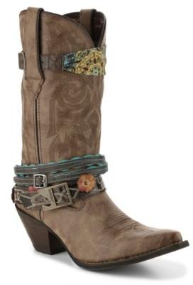Durango Accessorized Cowboy Boot