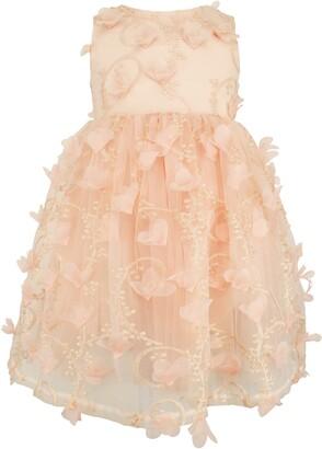 Popatu 3D Flower Dress