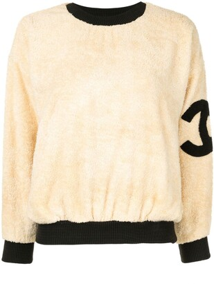 Chanel Pre-Owned long sleeve tops