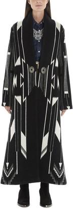 Jessie Western Jaquard Coat