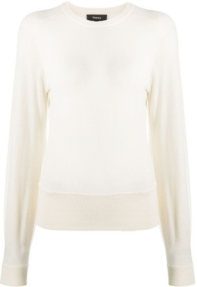 Theory Fine Knit Cashmere Jumper