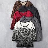 Jessica Printed Sweater