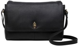 Tula Lock Originals Flap Over Crossbody Bag