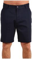 Nautica Big & Tall True Khaki Flat Front Short
