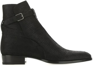 Saint Laurent Wyatt 30 Ankle Boots