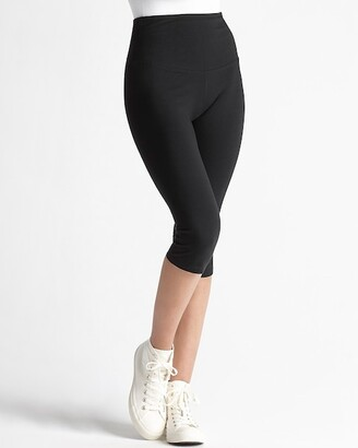 Soma Intimates Talia Shaping Capri Leggings