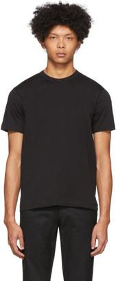 Comme des Garçons Shirt Black Plain T-Shirt