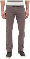 Hudson Byron Straight Jeans in Bishop Grey
