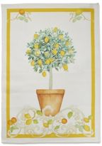 "Sur La Table Lemon Tree Linen Kitchen Towel, 28"" x 20"""