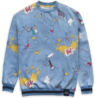 Disney Genie Sweatshirt for Adults Aladdin