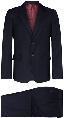 Gucci Two-Piece Wool-Blend Suit