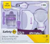Safety 1st Deluxe Healthcare & Grooming Kit - Pink