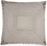 "Hotel Collection Keystone 18"" Square Decorative Pillow"