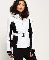 Superdry Slim Snow Puffer Jacket