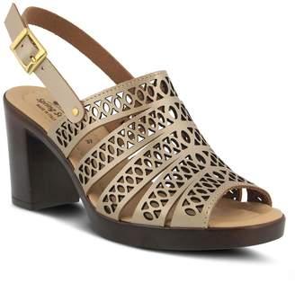 Spring Step Etelvina Leather Slingback Sandal