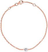 Anita Ko 18-karat Rose Gold Diamond Bracelet - one size