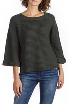UNIONBAY Monica Bell-Sleeve Sweater