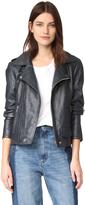 OAK LA Rebel Leather Jacket