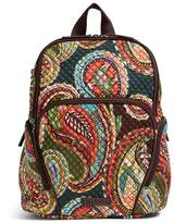 Vera Bradley Heirloom Paisley Hadley Backpack
