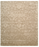 Nourison Silk Shadows Hand-Knotted Rug