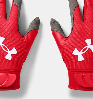 Under Armour Men's UA Harper Hustle Batting Gloves
