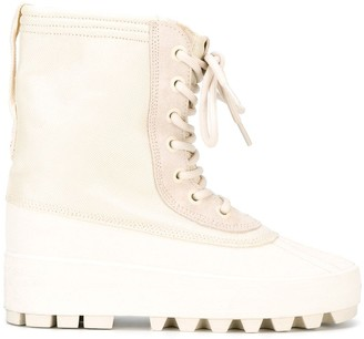 Yeezy Adidas Originals by Kanye West '950' boots